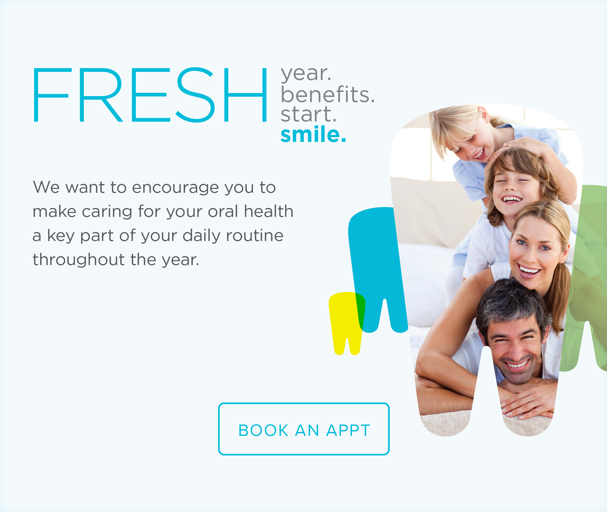 Oakland Park  Modern Dentistry - Make the Most of Your Benefits